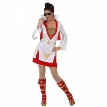 Elvis kostuum dames