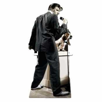 Foto bord van Elvis Presley
